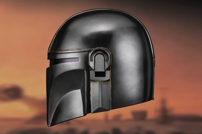 媲美電影道具 − ANOVOS 打造官方認證可戴式 Mandalorian 頭盔