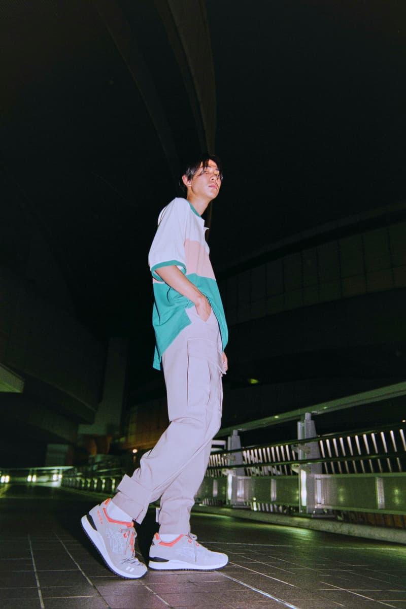 ASICSTIGER 打造 GEL-LYTE III 三十周年特辑