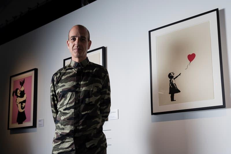 Banksy 前經紀人 Steve Lazarides 獨家公開 Banksy 不為人知的秘密