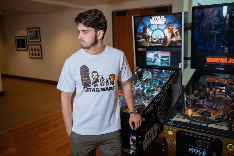 A BATHING APE® x《Star Wars: The Rise Of Skywalker》最新聯名全系列商品正式揭曉