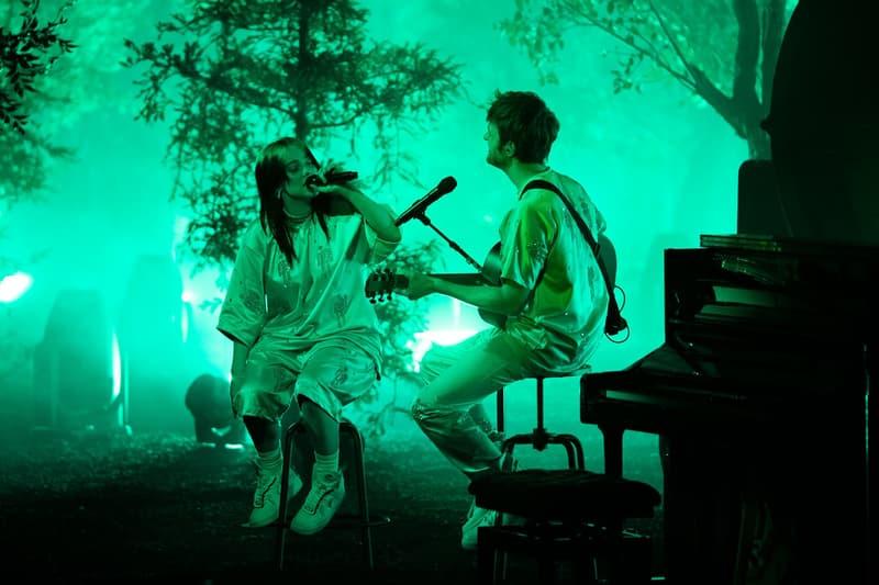 Billie Eilish 担任 Apple Music Awards 表演嘉宾