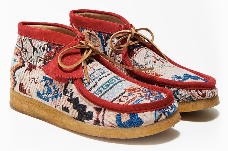 Clarks Originals 与 Todd Snyder 推出联名 Wallabee 鞋款