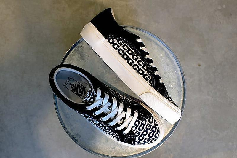 COMME des GARÇONS CDG x Vans 推出全新別注 Lampin 鞋款