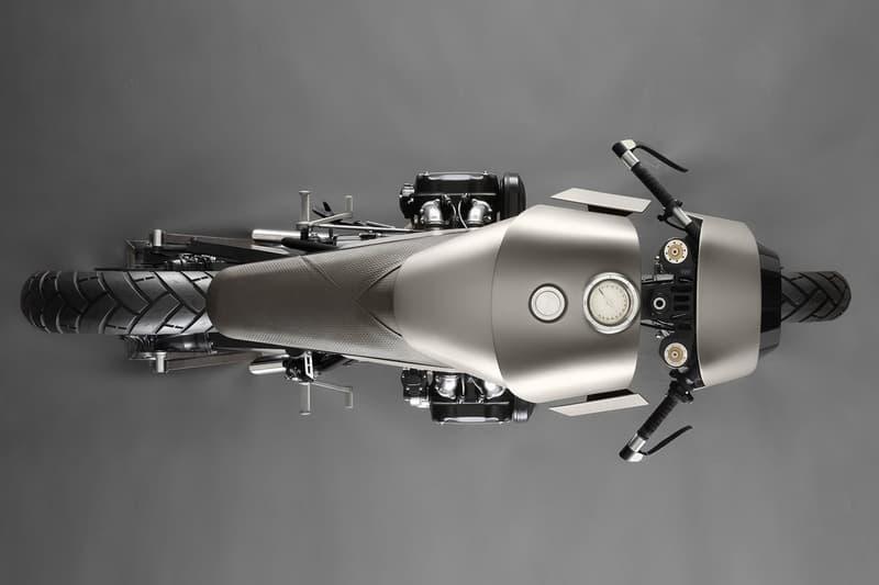 Death Machines of London 打造 1977 Honda 電單車之改裝車型