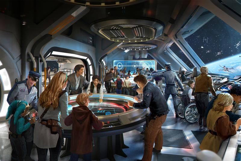 星際驛站 -《Star Wars》官方主題飯店即將正式開幕
