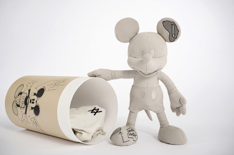 Disney x Daniel Arsham x APPortfolio 三方联名系列