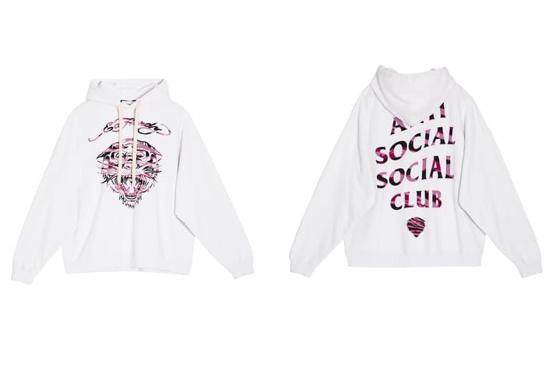 Ed Hardy x Anti Social Social Club 联名系列即将发售