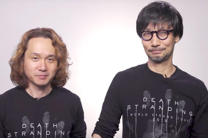 小島秀夫與新川洋司親自剖析《Death Stranding》設計概念與靈感來源