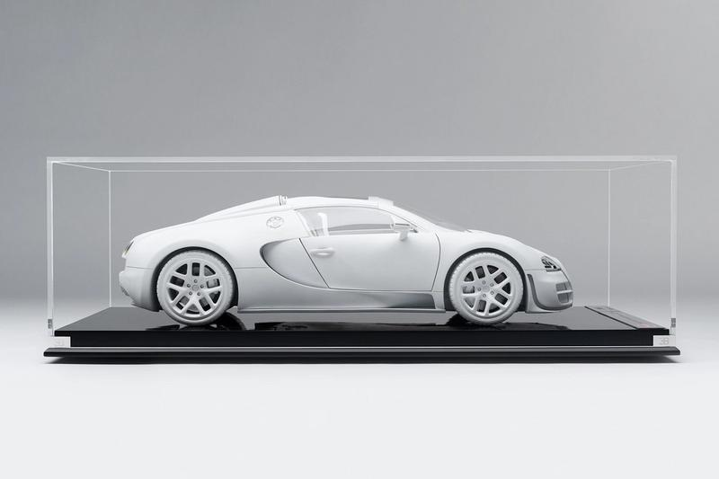 一台限定-Amalgam Collection 打造超精細 Bugatti Veyron Grand Sport Vitesse 模型珍藏品
