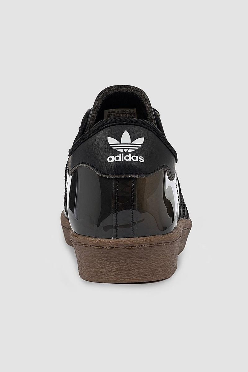 Blondey Mccoy x adidas Originals 聯乘 Superstar 黑色版本正式登場
