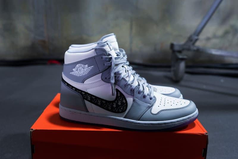 Dior x Jordan Brand Air Jordan 1 High OG 於 StockX 直飆天價