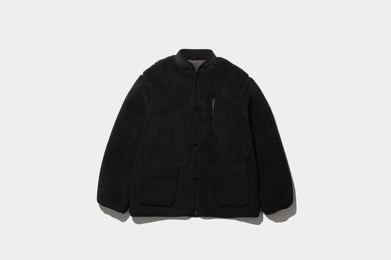 藤原浩提案-THE CONVENI 推出中國風 Fleece 外套