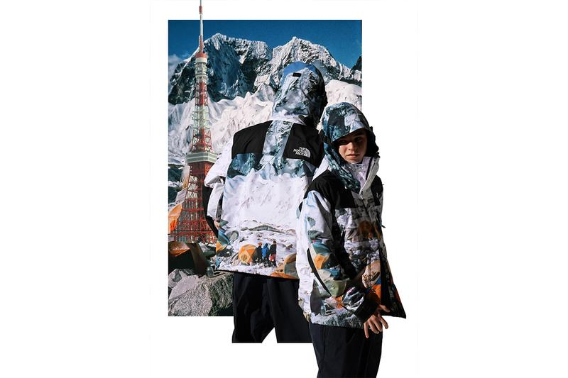INVINCIBLE for The North Face「THE EXPEDITION」全新別注系列發售情報公開