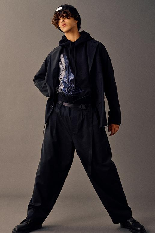 S'yte Yohji Yamamoto × 伊藤润二联名系列 Part.2