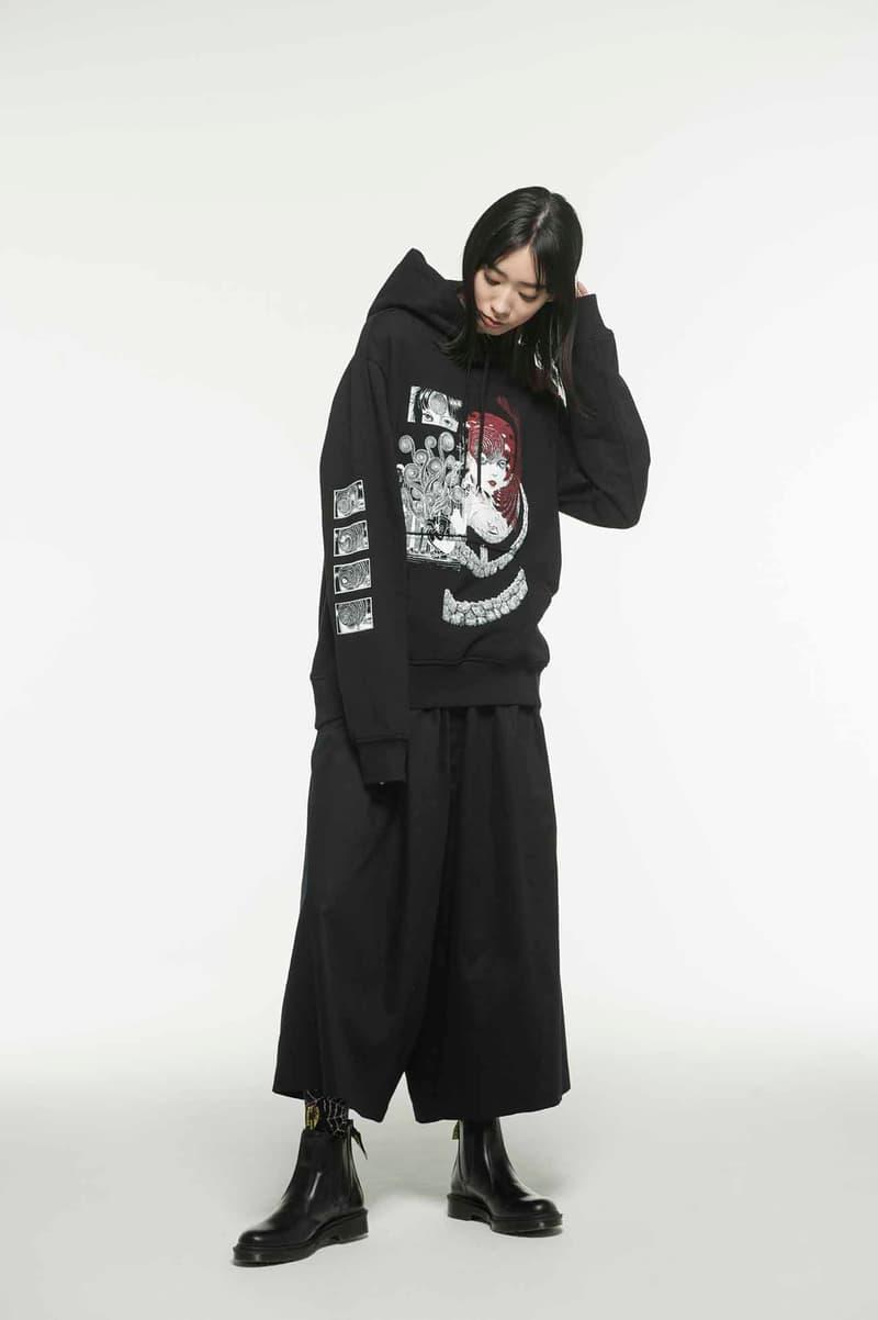 S'yte Yohji Yamamoto × 伊藤润二联名系列 Part.3