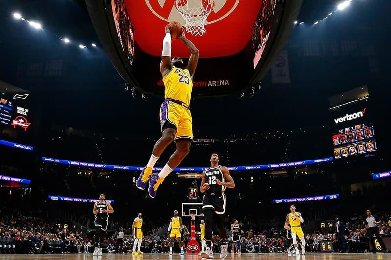 統治十年 − LeBron James 獲《美聯社》評為過去十年最佳男運動員