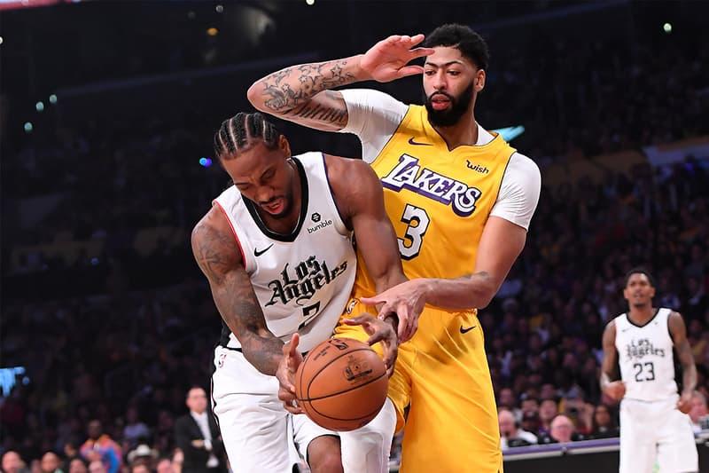 Clippers 客場擊敗 Lakers 拿下聖誕之戰勝利