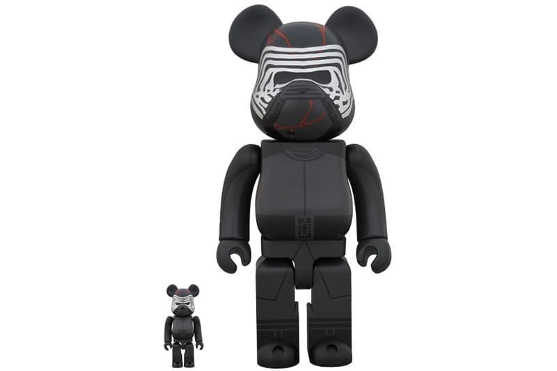 Medicom Toy 推出全新《Star Wars: The Rise of Skywalker》系列 BE@RBRICK 公仔