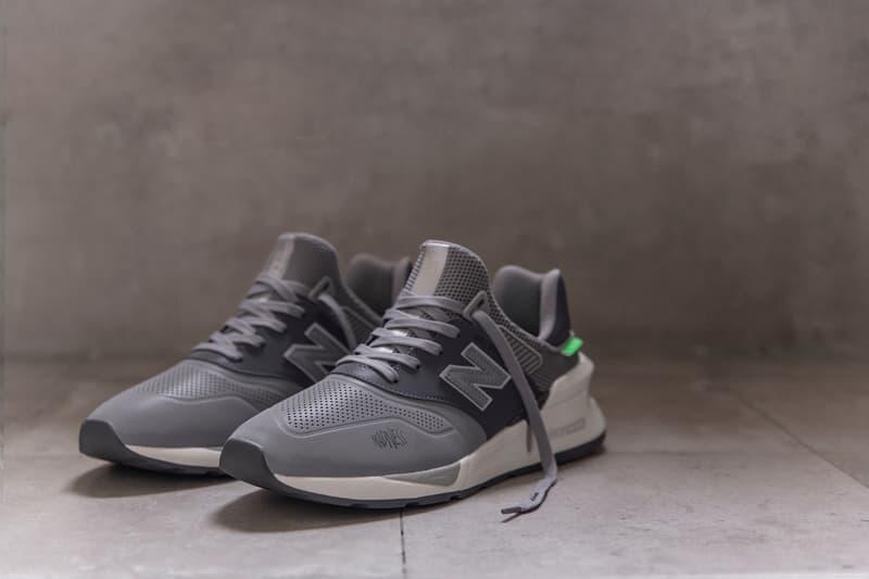 New Balance x MADNESS 997S 联名鞋款正式登场