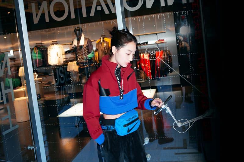 Nike 于上海 001 店铺开启个性化体验服务
