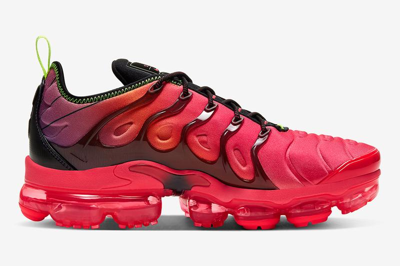 率先近賞 Nike 全新 Air VaporMax Plus「Black Pink」配色