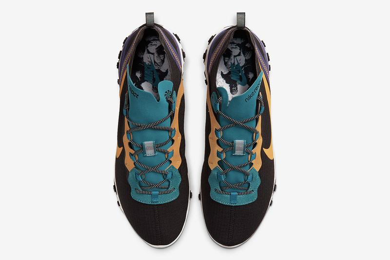 Nike React Element 55 全新配色登場