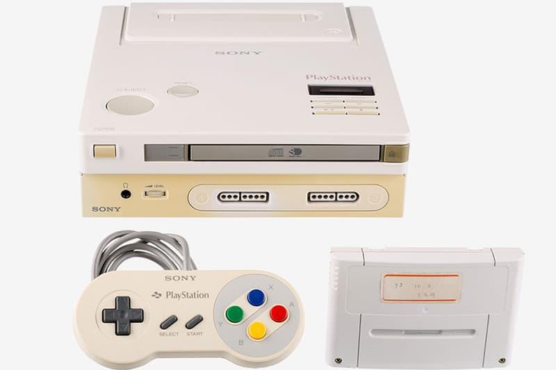 極罕有 Nintendo x Sony Play Station 原型機即將進行拍賣