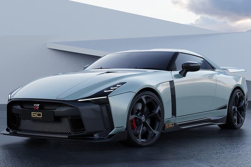 極罕戰神 Nissan GT-R50 By Italdesign 將於 2020 年正式發表