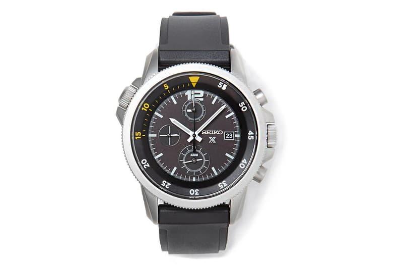 nonnative x Seiko 全新日本製造聯乘腕錶發佈