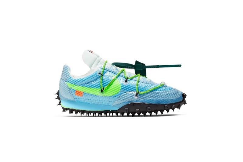 Off-White™ x Nike Waffle Racer SP 發售日期確認