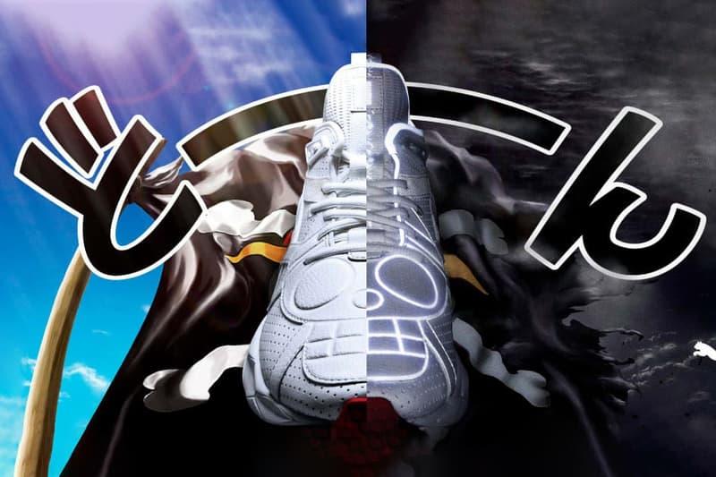 《航海王 One Piece》x PUMA 第三彈聯乘鞋款 LQD CELL 正式曝光