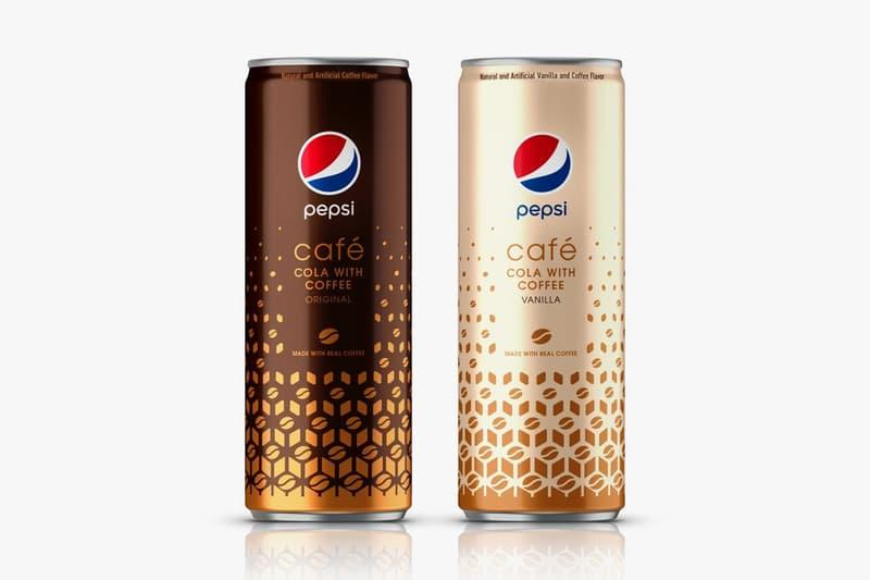 Pepsi 推出全新咖啡口味可樂
