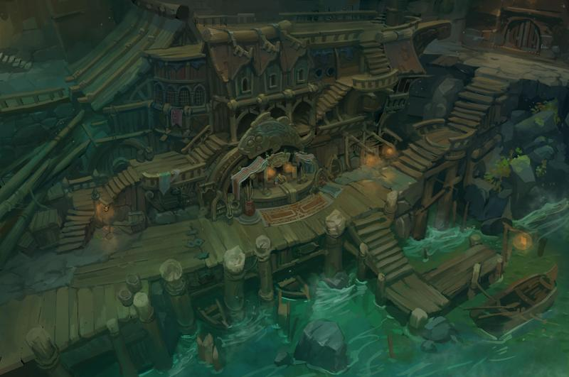 RIOT GAMES 宣佈正在開發《League of Legends》主題全新遊戲