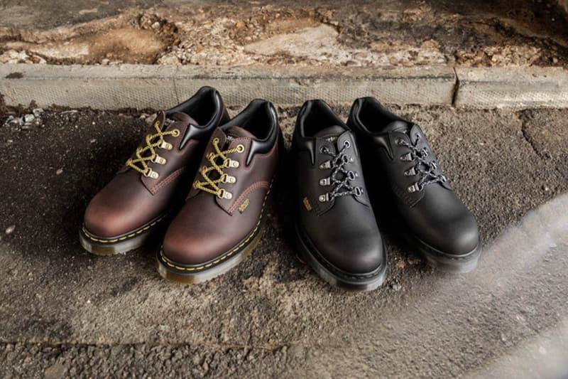 STUSSY x Dr. Martens 聯手打造 8053 HY 山系變種鞋