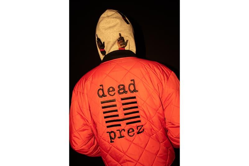 Supreme 与嘻哈組合 Dead Prez 推出聯名系列