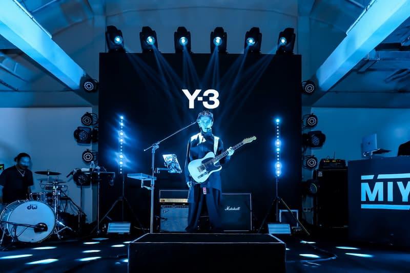 Y-3 于上海发布 2020 春夏系列新品