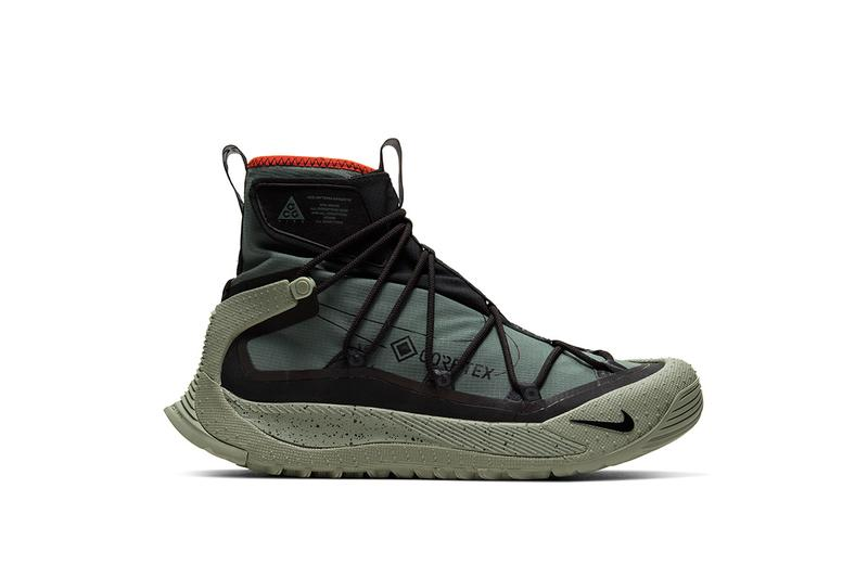 Nike ACG 全天侯 GORE-TEX 機能靴款 Air Terra Antarktik 更多配色釋出