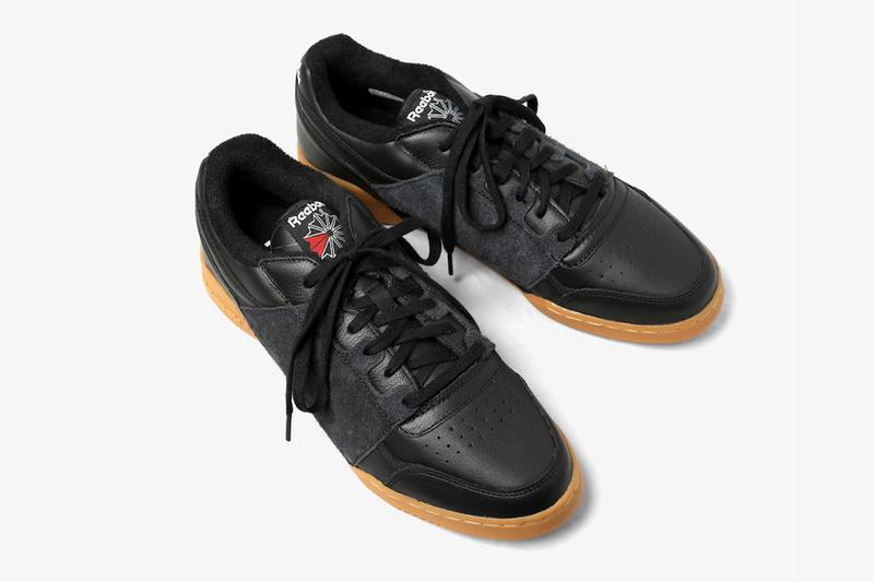 Reebok Classic Workout Plus for NEPENTHES NY黑魂版本
