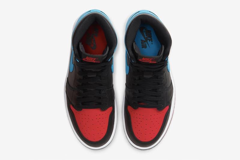 Air Jordan 1 High OG「UNC To CHI」配色官方圖輯正式發佈