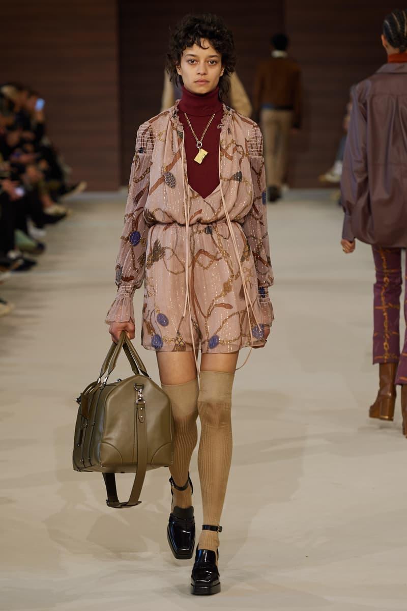 巴黎時裝周 − AMIRI 2020 秋冬系列時裝大秀