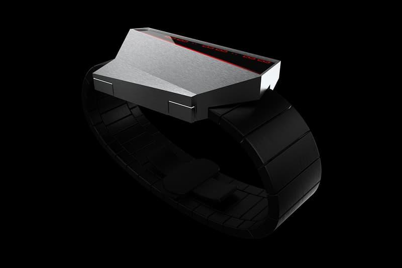 科技感延伸-ANICORN 發佈全新腕時計作品 Cybertime
