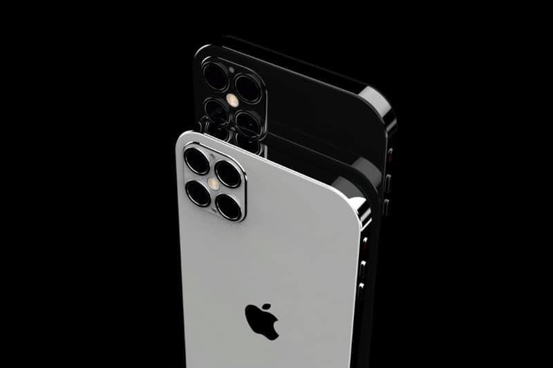 Apple iPhone 12 全新外型設計概念登場