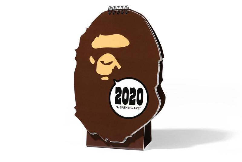 A BATHING APE®️ 新春賀年別注單品登場