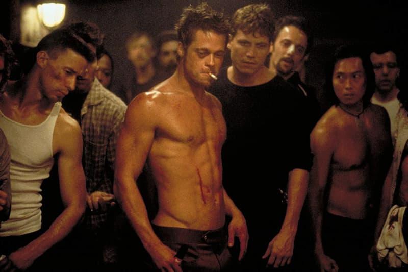 Brad Pitt 回憶分享 David Fincher 經典電影《Fight Club》之首映趣事