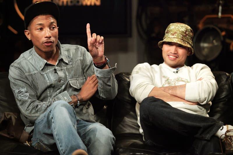 Pharrell Williams 與 Chad Hugo 傳奇製作組合 The Neptunes 即將正式回歸