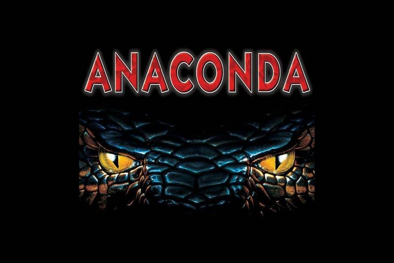 消息稱經典恐怖電影《Anaconda》正進行重啟製作