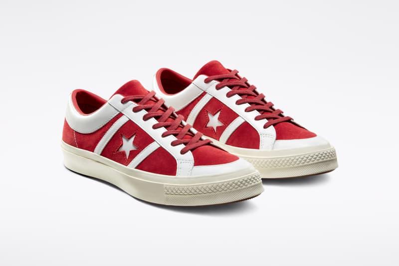 Converse 推出常春藤風格配色 One Star 鞋款