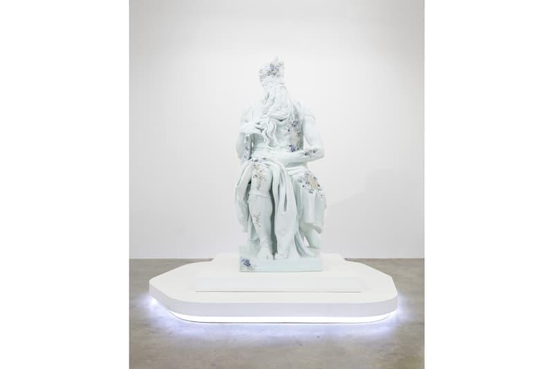 走進 Daniel Arsham《Paris, 3020》藝術展覽