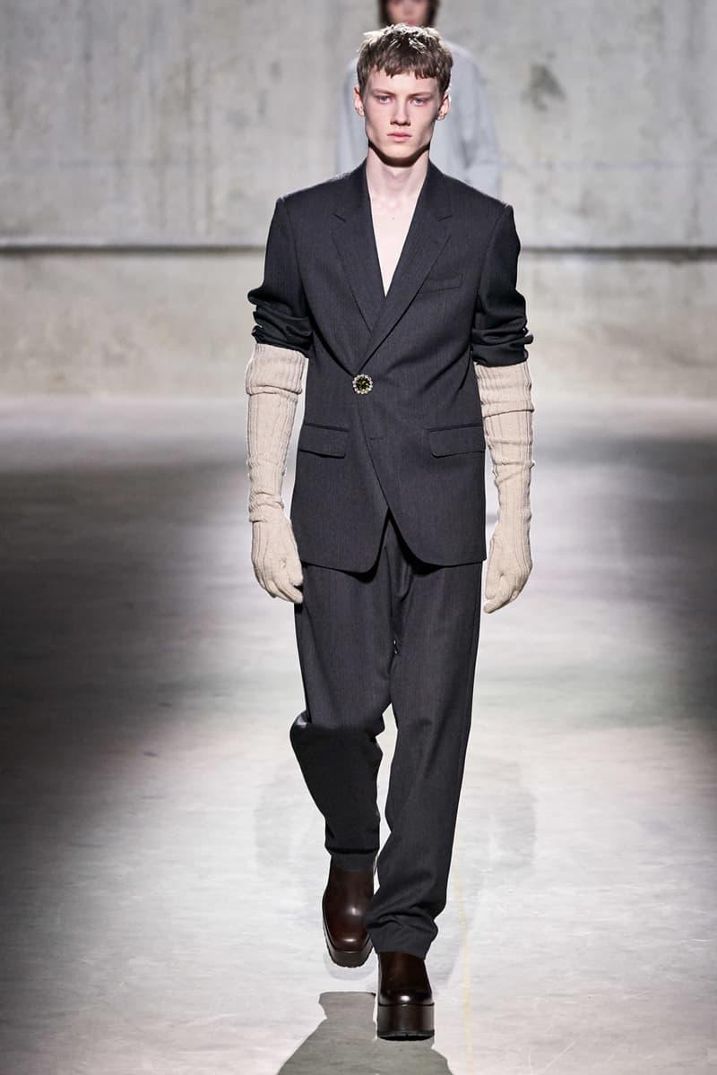 巴黎時裝周 - Dries Van Noten 2020 秋冬系列時裝大秀