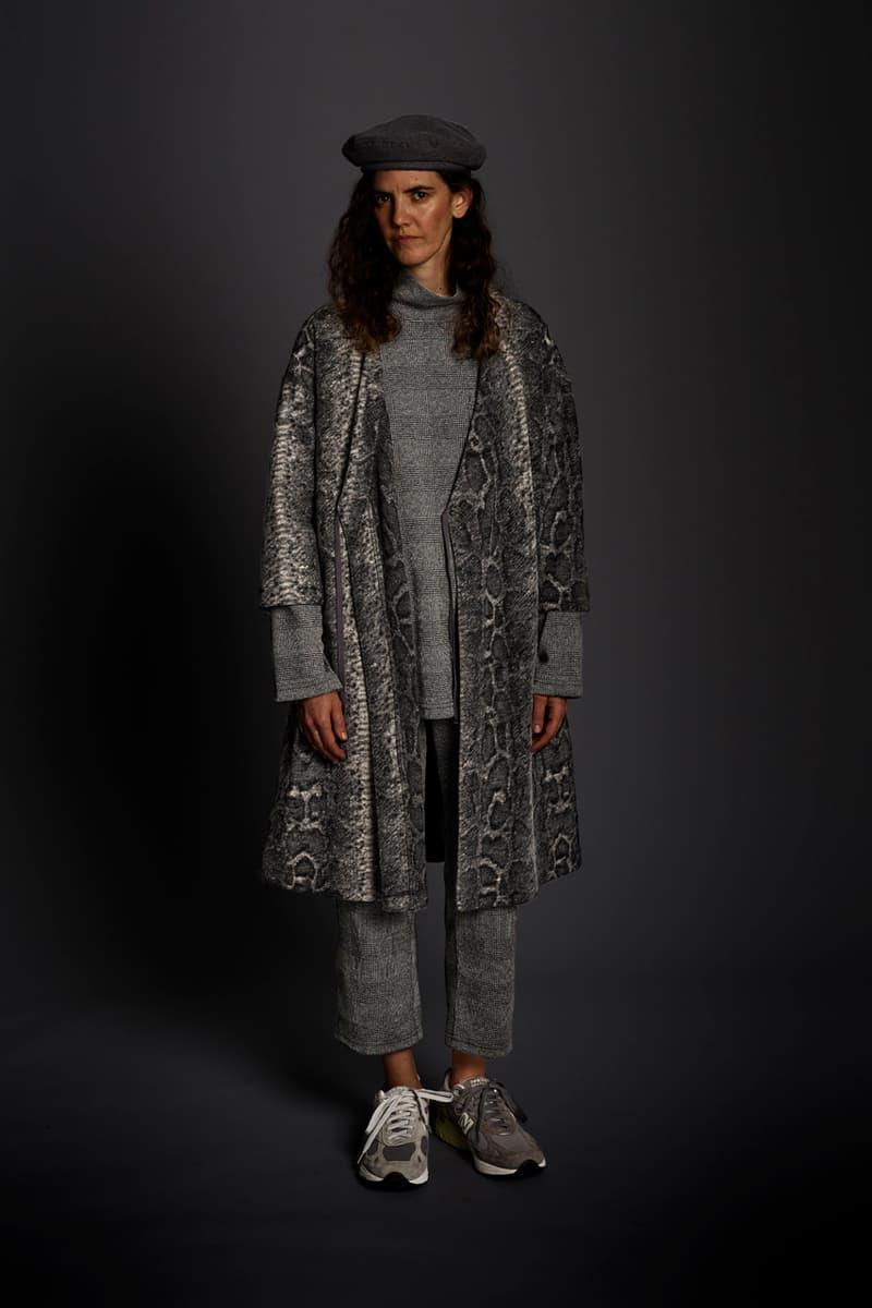 Engineered Garments 2020 秋冬系列 Lookbook 正式發佈